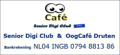 Bankrekening Senior Digi Club en Oogcafé Druten N  L  0  4  I  N  G  B  0  7  9  4  8  8  1  3  8  6